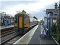 TA0252 : Hutton Cranswick Railway Station by JThomas