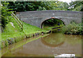 SJ6048 : Wrenbury Hall Bridge near Wrenbury Heath, Cheshire by Roger  Kidd