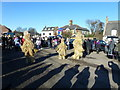 TL2697 : Dancing bears - Whittlesea Straw Bear Festival 2017 by Richard Humphrey