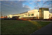 TQ2691 : Finchley Memorial Hospital by Jim Osley