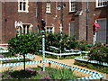 TQ1568 : Tudor Garden by Colin Smith