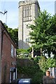 TQ3938 : Water Tower by N Chadwick