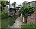 SP9510 : Wharf Lane Bridge No 137 by Mat Fascione