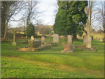 SK2569 : Cavendish Family Graves by Trevor Rickard