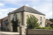 ST8180 : The Chapel, Luckington Rd, Acton Turville, Gloucestershire 2012 by Ray Bird