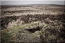 NZ7309 : Site of RAF Radar Station by Mick Garratt