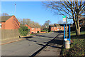 SU8191 : Simmons Way, Lane End by Des Blenkinsopp