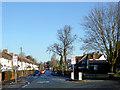 SJ9201 : Old Fallings Lane at Newbolds, Wolverhampton by Roger  Kidd