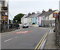 SN1300 : Start of the 20 zone, Greenhill Road, Tenby by Jaggery