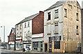 J3476 : Derelict buildings, York Road, Belfast (January 2017) by Albert Bridge