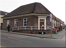 SO8005 : Stonehouse Town Council offices, Stonehouse by Jaggery