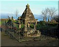 NS2875 : The Old Well - Well Park, Greenock by Raibeart MacAoidh