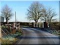 SU1056 : Bridge over the Avon by Michael Dibb