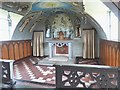 HY4800 : The Altar and chancel, The Italian Chapel, Lamb Holm by Rob Farrow