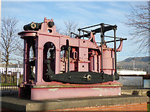 NS4075 : Steam engine from PS Leven by Thomas Nugent