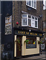 "TQ3381 : ""Duke of Wellington"" public house, Toynbee Street by Julian Osley"