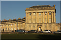 ST7465 : Number 1 Royal Crescent by Richard Croft