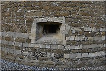 TR3752 : Deal Castle: Typical firing port by Michael Garlick