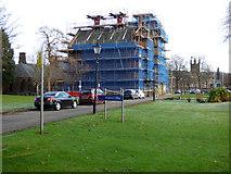 NS3975 : Dumbarton Municipal Buildings by Thomas Nugent