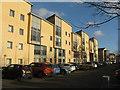 NT2971 : New housing at Niddrie by M J Richardson