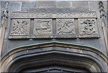 NS5666 : Universitas Glasguensis relief by Thomas Nugent