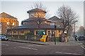 TQ3186 : Church of St John the Evangelist, Finsbury Park by Julian Osley