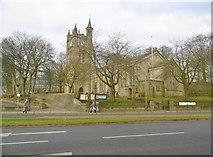 SD8122 : Rawtenstall, St. Mary's by Mike Faherty
