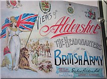 SU8753 : Aldershot - Headquarters of the British Army by Colin Smith