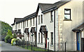 J4569 : Houses, Railway Street, Comber (January 2017) by Albert Bridge
