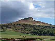 NZ5712 : Rosebury Topping by Robin Webster