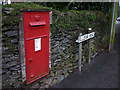 SD4198 : Victorian postbox, Windermere by Karl and Ali