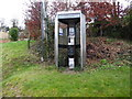 SP8100 : Former KX300 Telephone Kiosk at Loosley Row by David Hillas