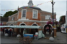 SU8693 : The Little Market House by N Chadwick