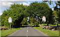 ST8081 : Sodbury Rd, Acton Turville, Gloucestershire 2014 by Ray Bird