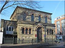 TQ3084 : Caledonian Road Methodist Church, Caledonian Road, N7 by Mike Quinn