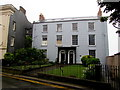 SN1300 : Grade II (star) listed 3 and 4 Rock Terrace, Tenby by Jaggery
