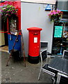 SN1300 : King George VI pillarbox in Tudor Square, Tenby by Jaggery