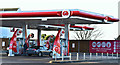 J4086 : Go petrol station, Carrickfergus (January 2017) by Albert Bridge