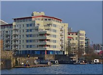 ST5772 : Bristol Waterside by Colin Smith