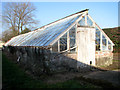 TG2809 : Early 20th century greenhouse by Evelyn Simak