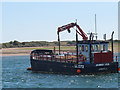 SX9880 : The Jenna Lea moored near Starcross by Stephen Craven