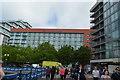 TQ4080 : Crowne Plaza by N Chadwick