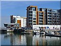 ST4777 : Portishead Marina by Colin Smith