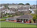 ST4676 : Portishead - Bowling Club by Colin Smith