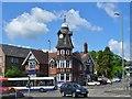 SU8655 : Farnborough - Clockhouse by Colin Smith