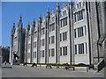 NJ9406 : Aberdeen - Marischal College by Colin Smith
