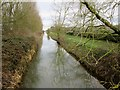 TA0648 : Beverley  and  Barmston  Drain  from Top  Hill  Low  bridge by Martin Dawes