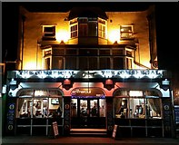 SO5140 : The Commercial Hotel, Hereford by Jonathan Billinger
