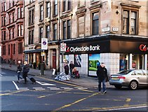 NS5667 : Clydesdale Bank Byres Rd by Steve Houldsworth