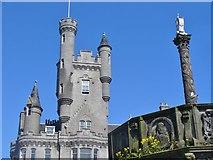 NJ9406 : Aberdeen - Castlegate by Colin Smith